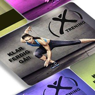 Fitness Illustrasjon
